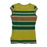 Tom Tailor striped tee grün