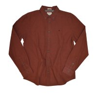 Wrangler Hemd Button-Down red ochre