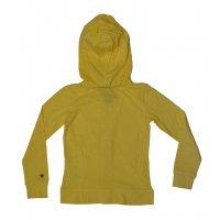 Tom Tailor Slub Jersey Jacket yellow
