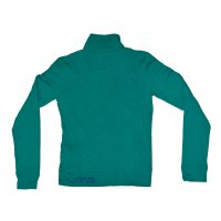 Tom Tailor Sweatjacket Gathering petrol