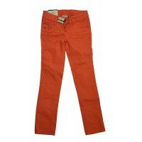 Tom Tailor Jeans Hanna skinny colour denim orange
