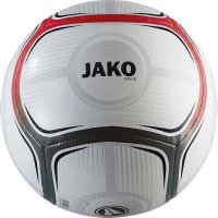 Jako Trainingsball Speed Gr.5 weiss/rot