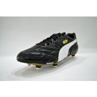 Puma Schuh King Pro SG black-white-team gold