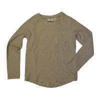 Tom Tailor T-Shirt striped raglan tee