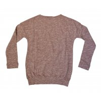 Tom Tailor Longsleeve with star rivets  rosè