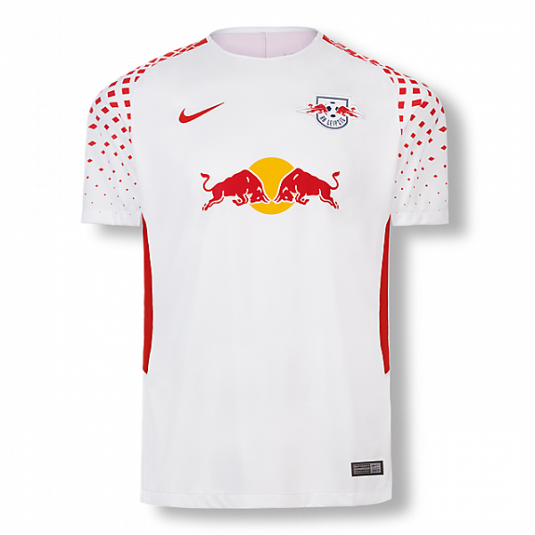 RB Leipzig 854359-101 Home Jersey m 3 17/18