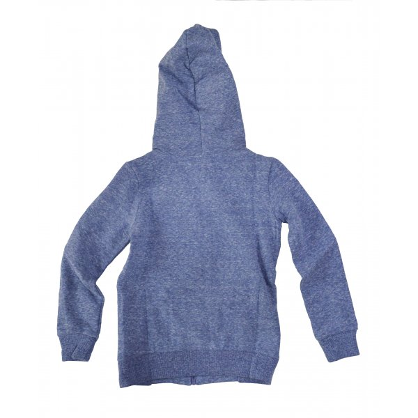 Tom Tailor Sweatjacket melange with hood