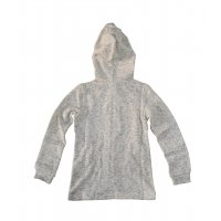 Tom Tailor Sweatjacket girly soft clear white