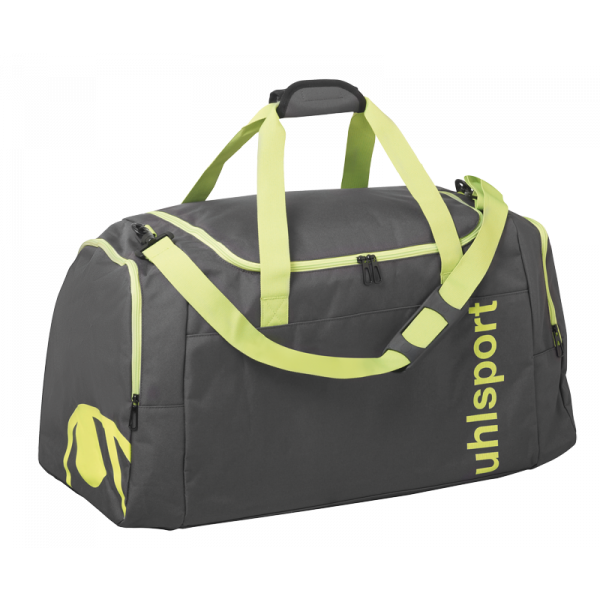 Uhlsport Essential 2.0 Sports Bag 50 l anthra/fluo yellow M