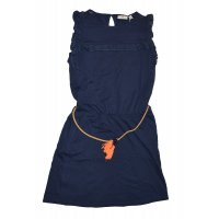Tom Tailor Kleid fabric mic dress with belt