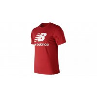 New Balance T-Shirt Essentials Stacked Logo Tee XL