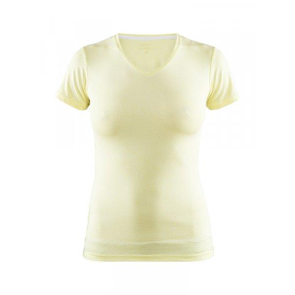 Craft Shirt Essential VN SS W