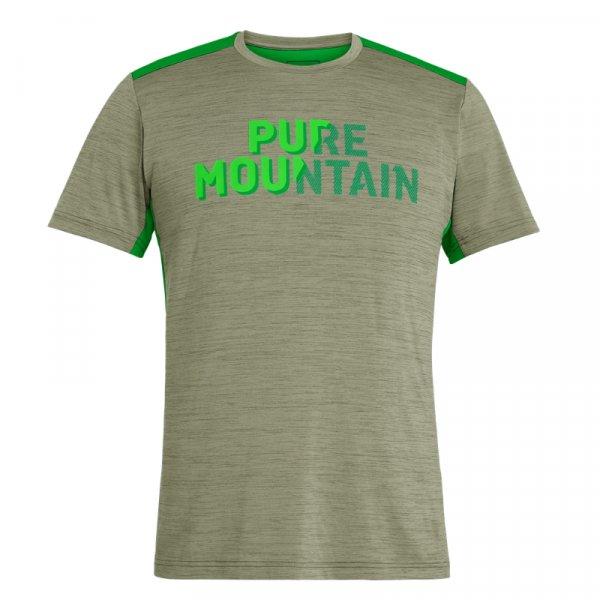Salewa Shirt Puez Hybrid 2 Dry M S/S Tee