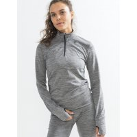 Craft Fuseknit Comfort Longsleeve Zip Woman