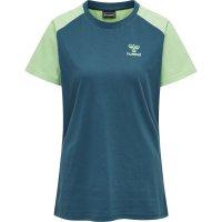 Hummel Action Cotton T-Shirt Woman