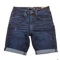 INDICODE Jeans Shorts Kaden blue black