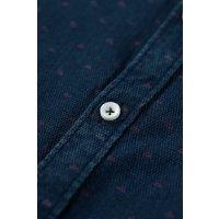 Garcia Hemd mit Allover Miniprint